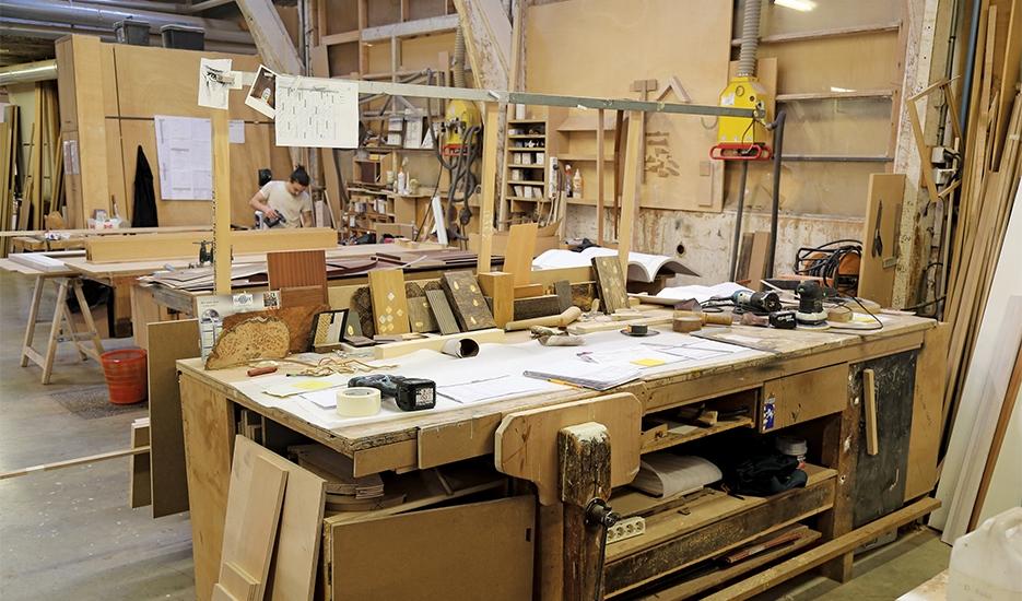Atelier Maleville © Apur – François Mohrt